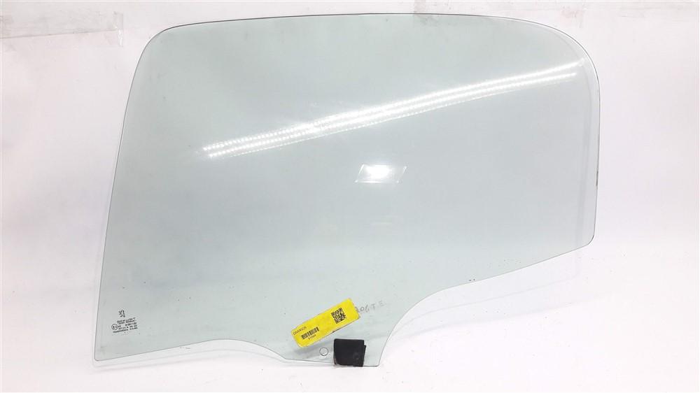Vidro porta traseiro esquerdo Peugeot 206 207 original