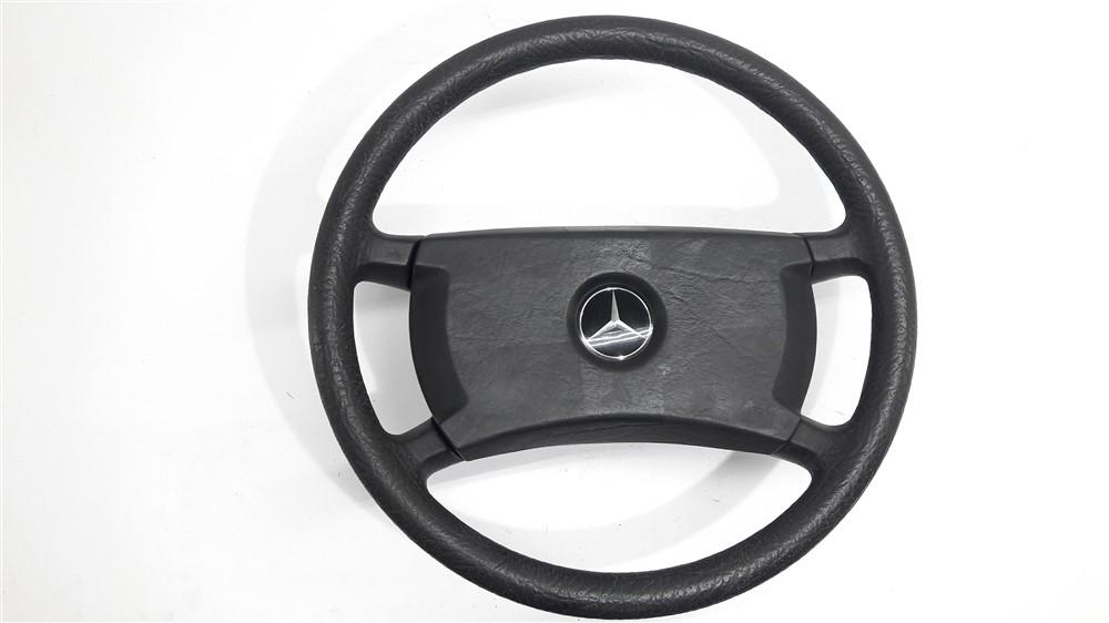 Volante de direção Mercedes 200 1984 1985 1986 1987 1988 1989 1991 1992 1993 1994 1995 original