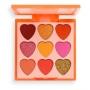 Makeup Revolution Paleta Heartbreakers