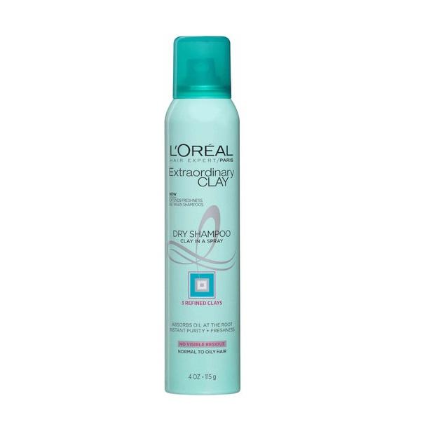 Loreal Extraordinary Clay Shampoo a Seco