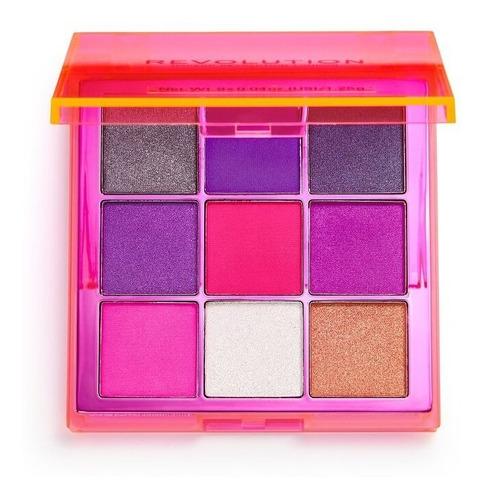Makeup Revolution Paleta Neon