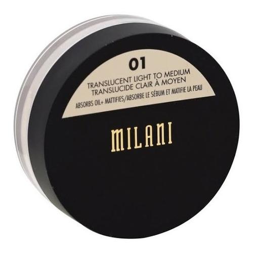Milani Pó Translúcido Solto