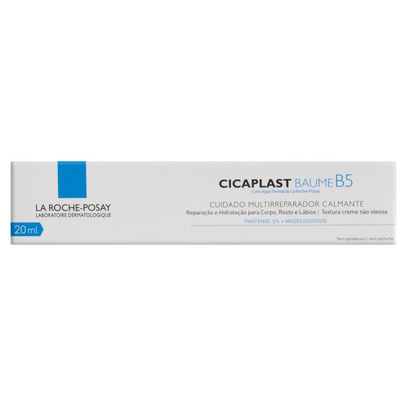 Cicaplast Baume B5 - Bálsamo Restaurador e hidratante 20ml (La Roche-Posay)