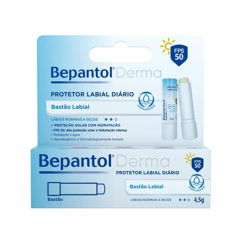 Bepantol Derma Protetor Labial Bayer 4,5g