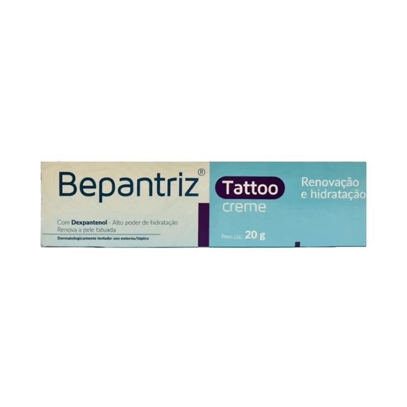 Bepantriz Tattoo Creme (Renovação e hidratação) Cimed 20g