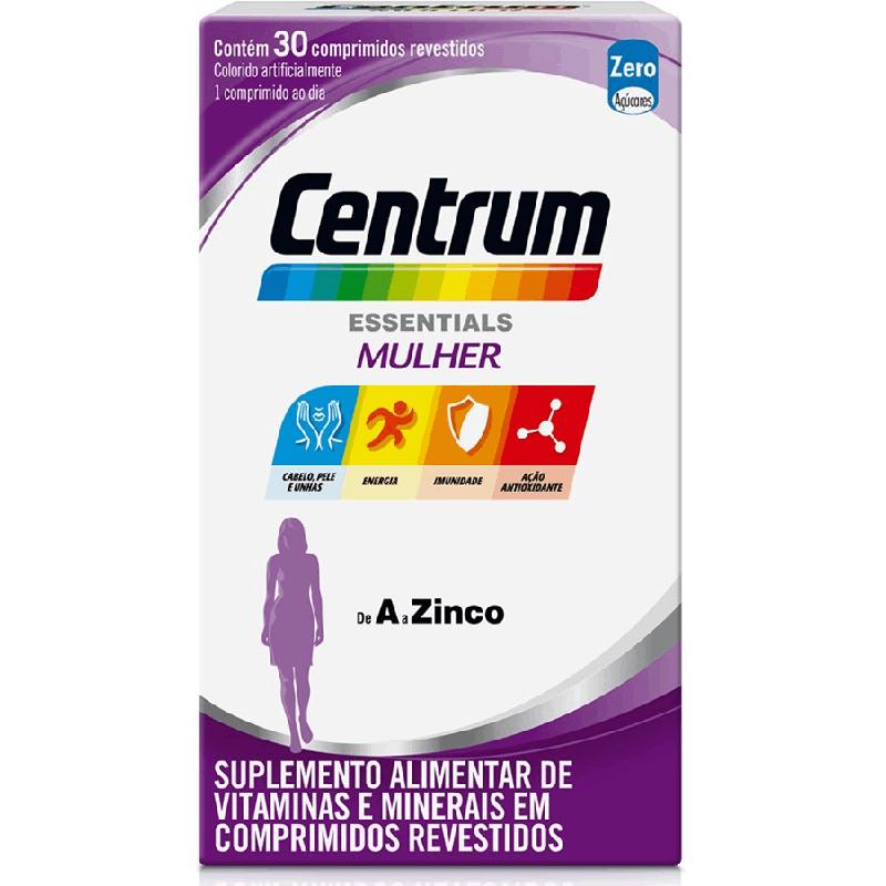 Centrum Essential Mulher ( 30 comprimidos)