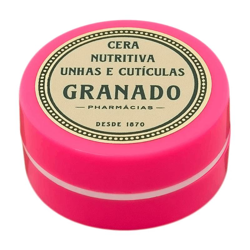 Cera nutritiva unhas e cutículas (granado)