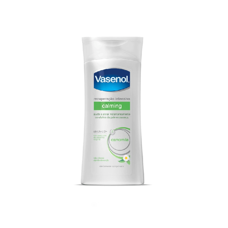 Creme hidratante para pele- Vasenol Calming 200ml