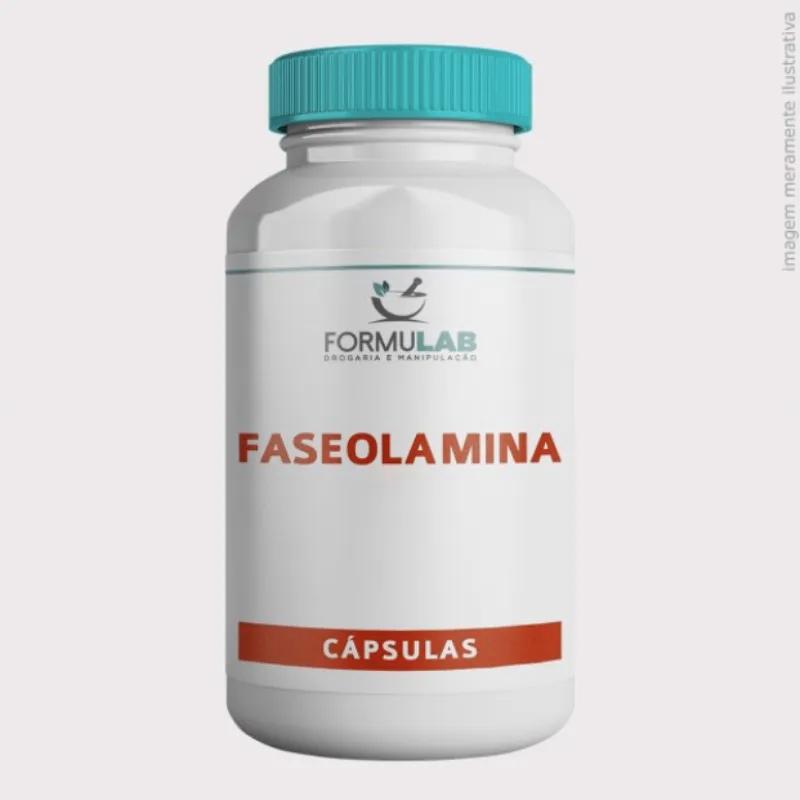 Faseolamina 500mg - Feijão Branco