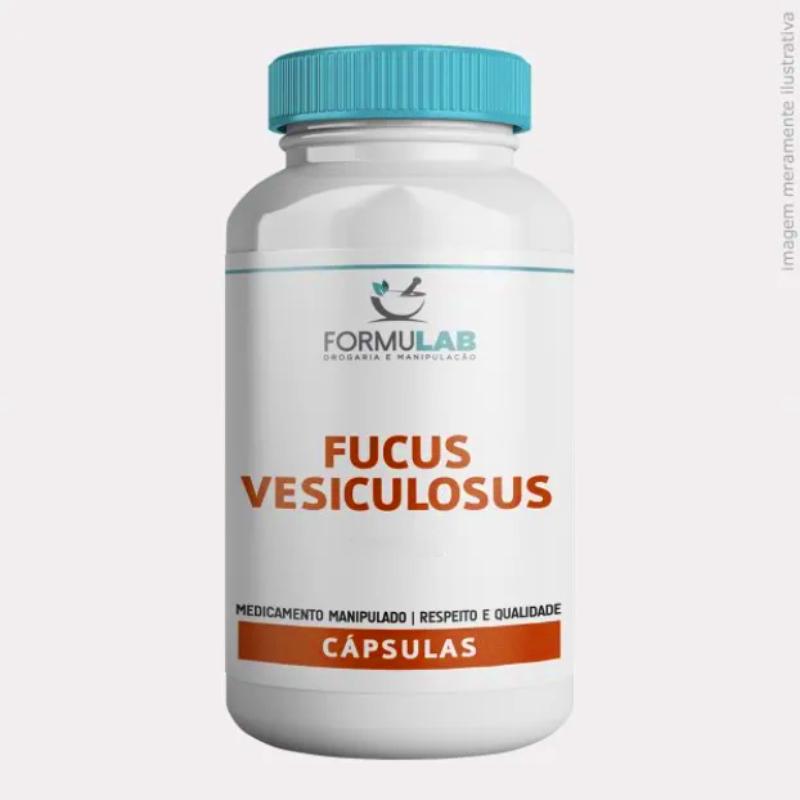 Fucus Vesiculosus - 500mg