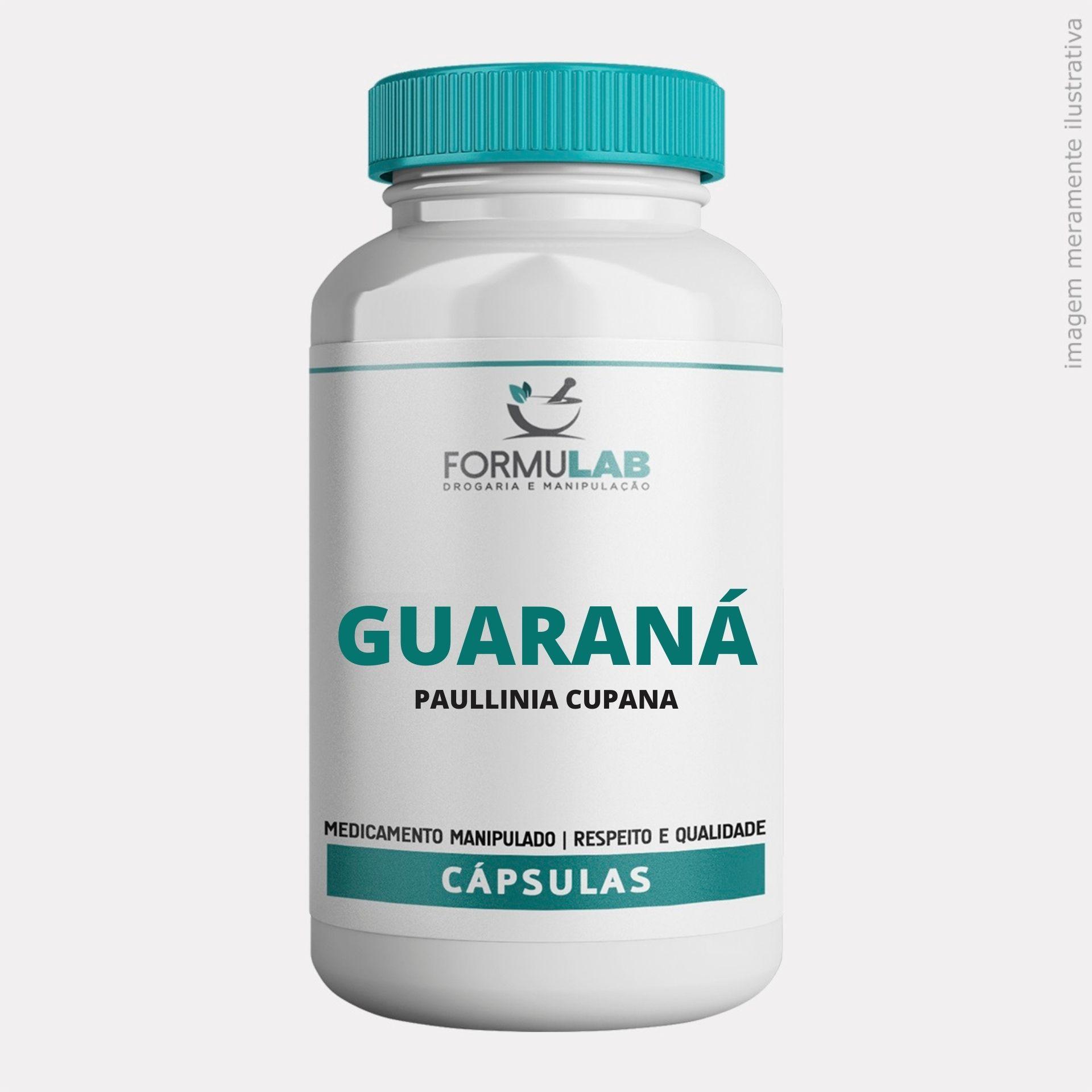 Guaraná 250mg