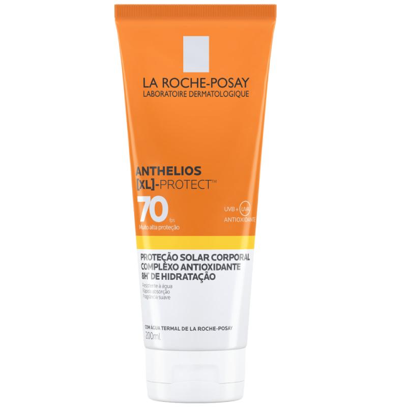 Protetor solar corporal La Roche-Posay (FPS 70) 200ml