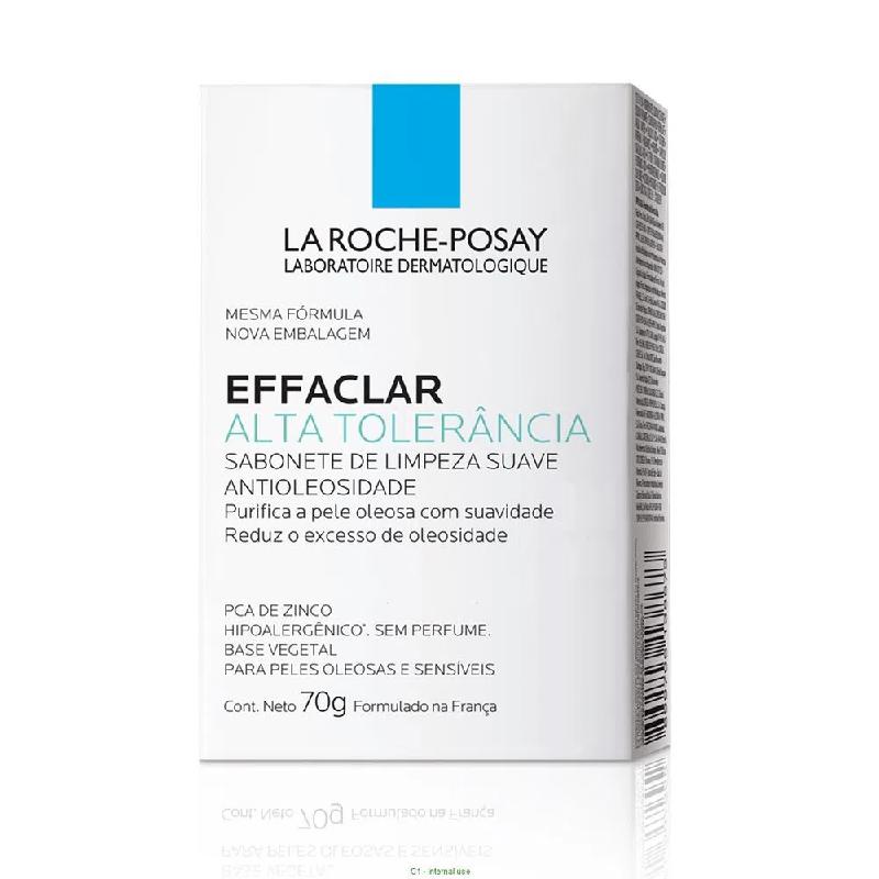 Sabonete barra La Roche-Posay (Effaclar alta tolerância) 70g