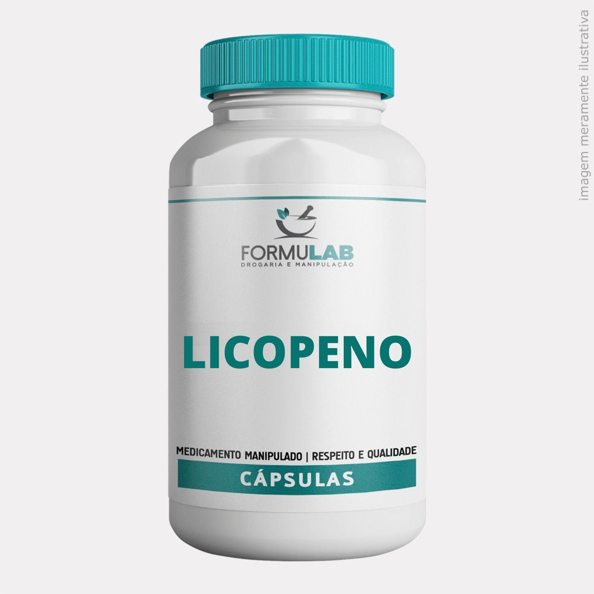 Licopeno 5mg - Lycopersicum