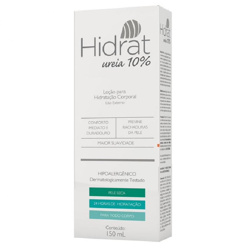 Loção Hidratante Ureia 10% (Hidrat) 150ml