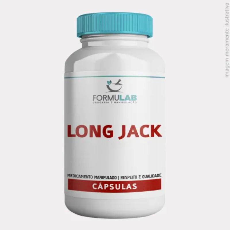 Long Jack 400mg - Eurycoma Longifolia