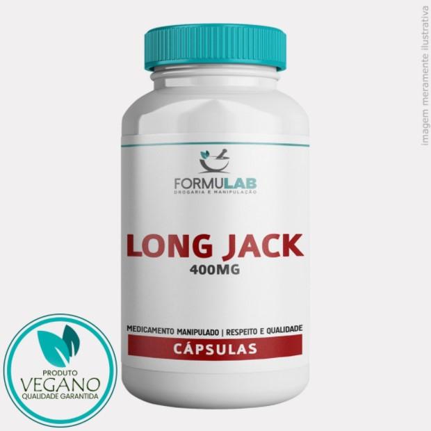 Long Jack 400mg VEGANO - Eurycoma Longifolia