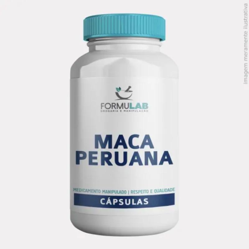 Maca Peruana 500mg