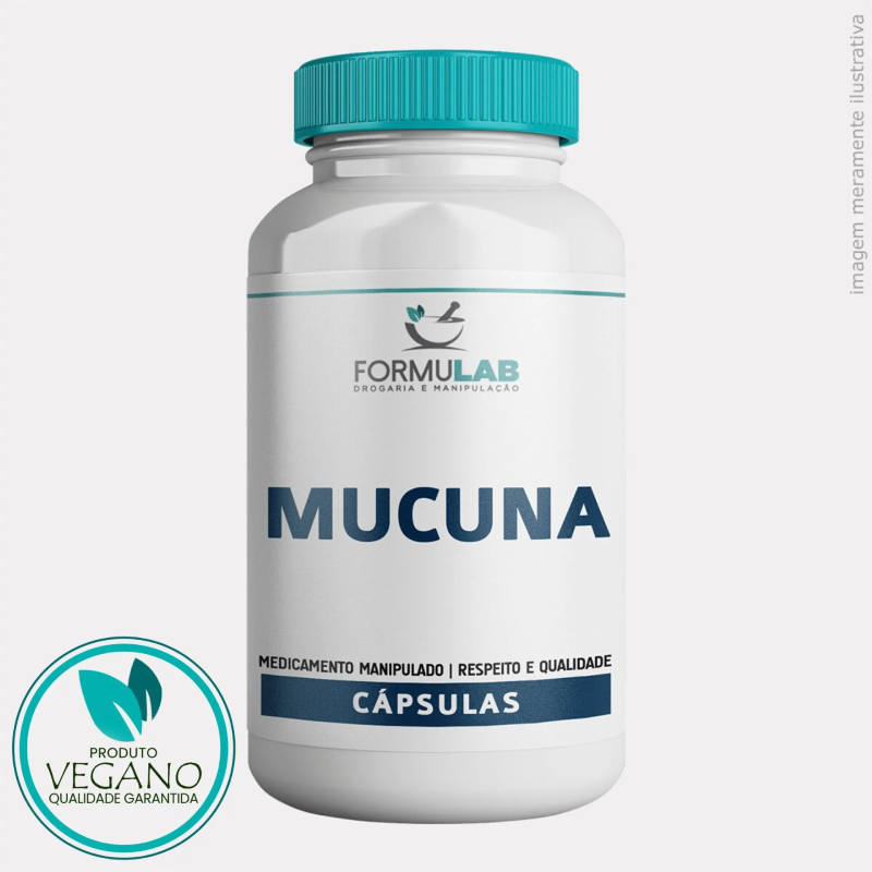 Mucuna Pruriens 400mg - VEGAN