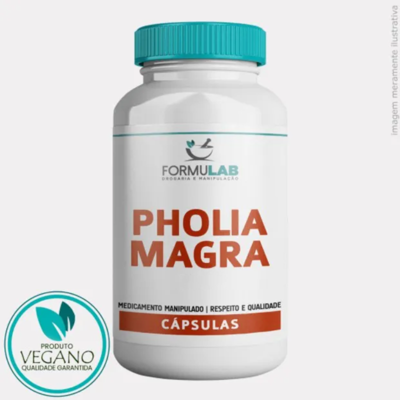 Pholia Magra 500mg - VEGANO