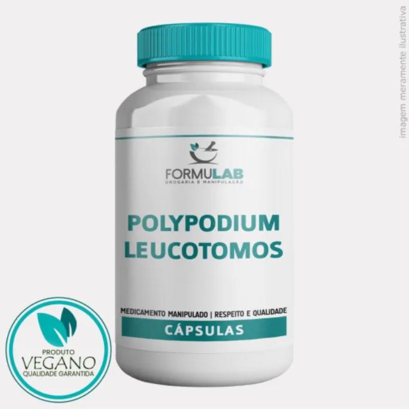 Polypodium Leucotomos 250mg - VEGANO