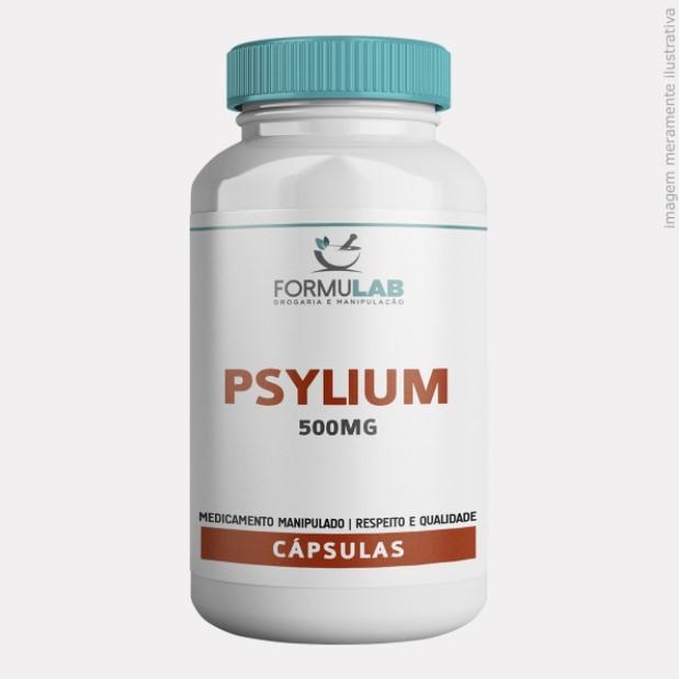 Psylium 500mg -  Psyllium