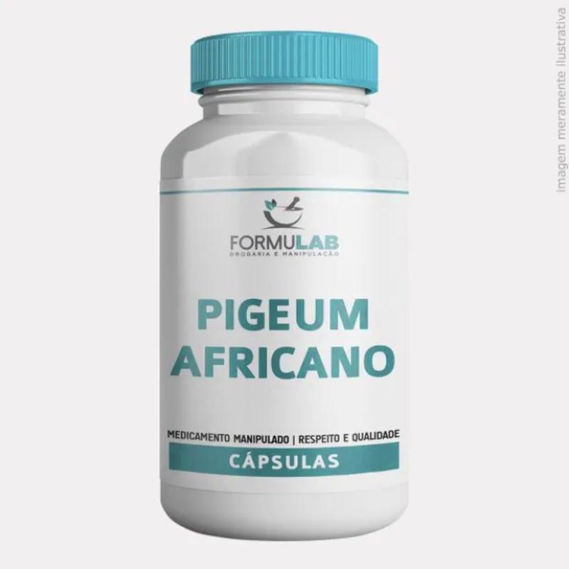 Pygeum Africanum - 100mg - Pigeum Africano