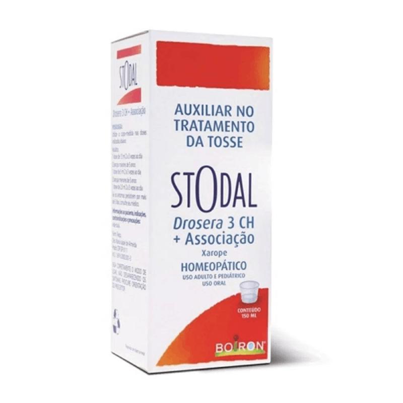 Stodal Xarope auxiliar no tratamento da tosse- 150ml