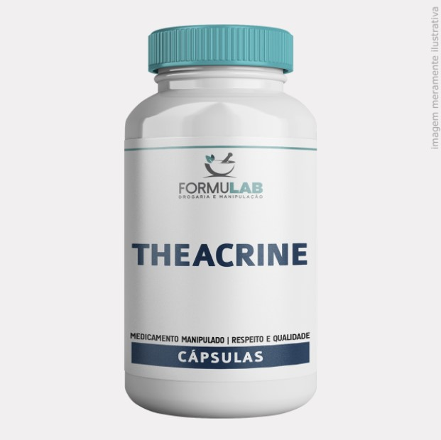 Theacrine - 50mg