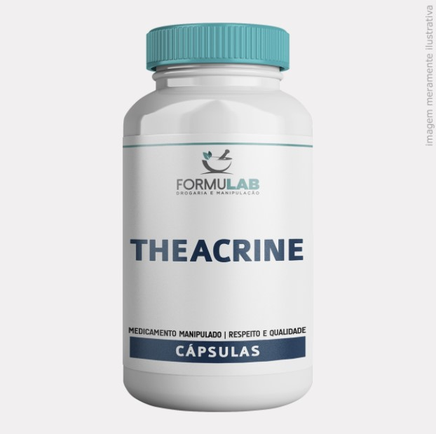 Theacrine - 100mg