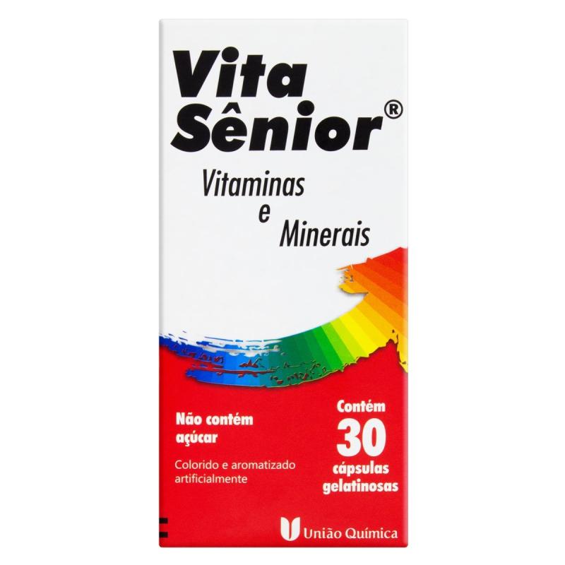 Vita Sênior- 30 Cápsulas