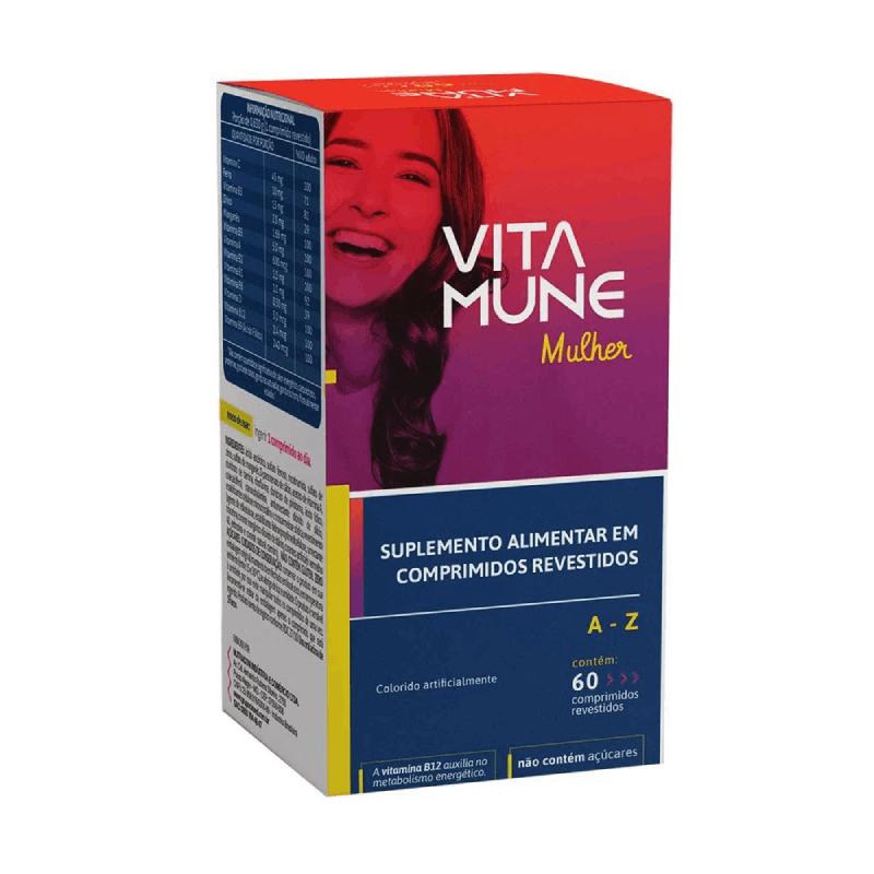 Vita mune Mulher 60 comprimidos.