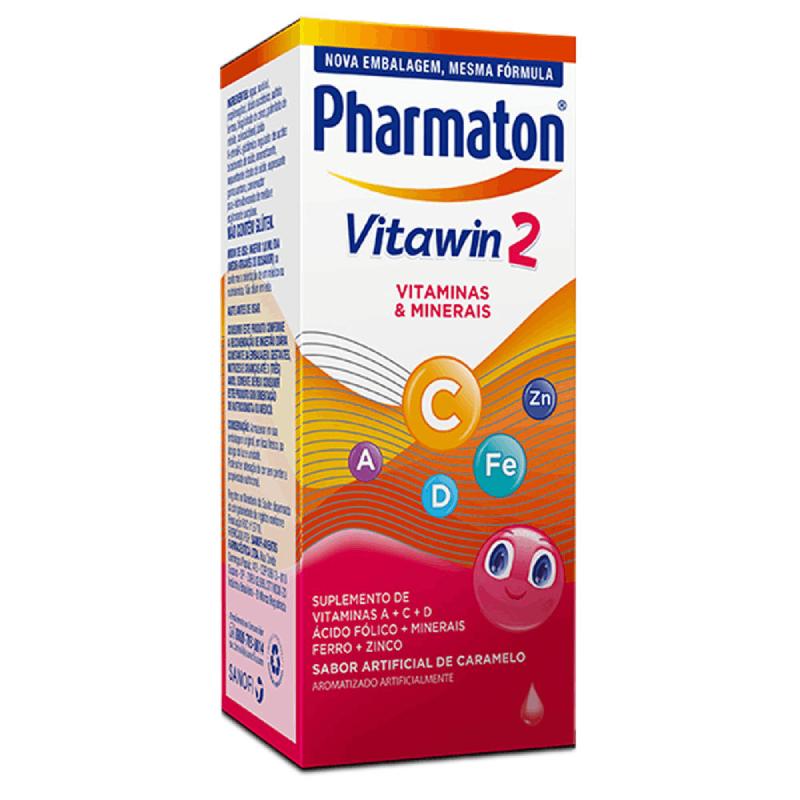 Vitawin 2 (Vitaminas e Minerais)