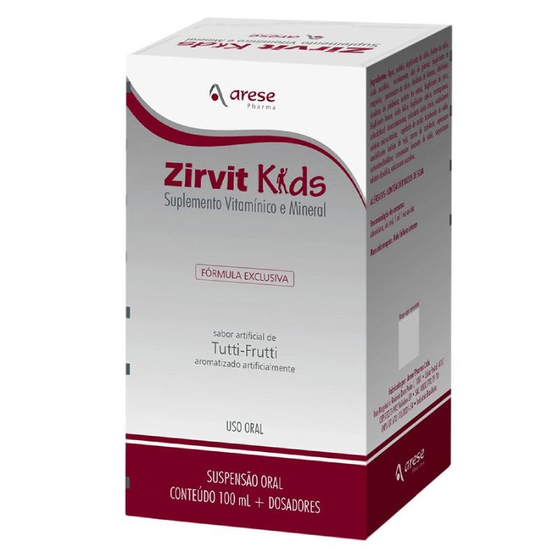 Zirvit Kids 100ml