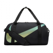 Bolsa Nike Preto/Verde Feminino BA5567-015