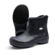 BOTA  SOFT WORKS PRETO UNISSEX BB85