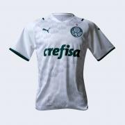 Camisa Palmeiras Nova Branca 2020 / 2021 Puma 70519201