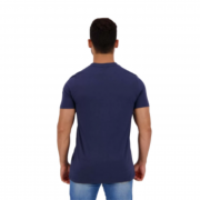 Camiseta Fila Marinho Masculino Fila Basil