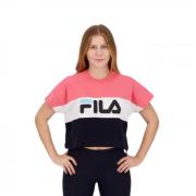 Camiseta Fila Rosa Feminino Maya II