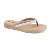 Chinelo Comfort Flex Pele Feminino 21-82401