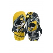 Chinelo Havaianas Amarelo Masculino Baby Herois