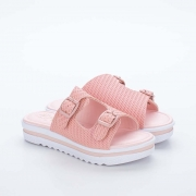 Chinelo Kidy Nude Infantil 145-0052
