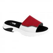 Chinelo Molekinho Vermelho/Branco Masculino 2413.101