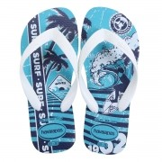 Chinelos Havaianas Azul Masculino Kids Athletic