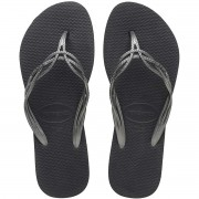Chinelos Havaianas Grafite Feminino Flash Sweet