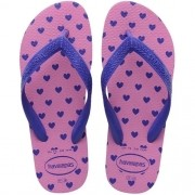 Chinelos Havaianas Rosa Feminino Color Fun