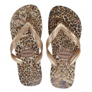 Chinelos Havaianas Rose Feminino Top Animals