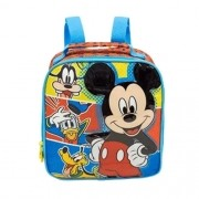 Lancheira Xeryus Vermelho/Azul Masculino 9314 Mickey