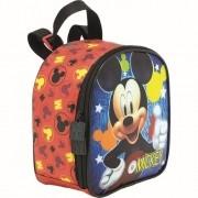 Lancheira  Xeryus Vermelho/Preto Masculino 8964 Mickey