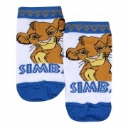 Meia Lupo Infantil 2315-005 Rei Leão - Simba